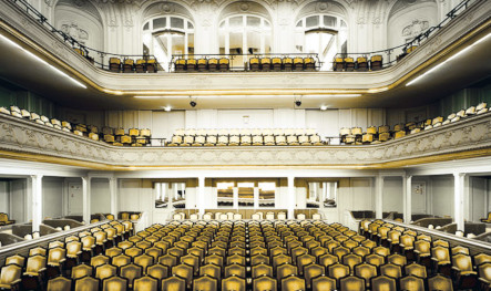 Salle Gaveau project